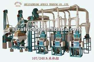 maize milling business plan