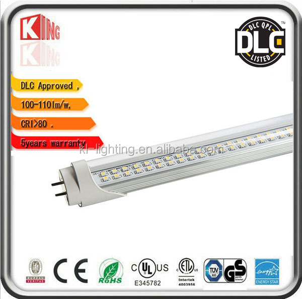 120cm 18w t8 led tube light 6000K Dimmable for USA Canada