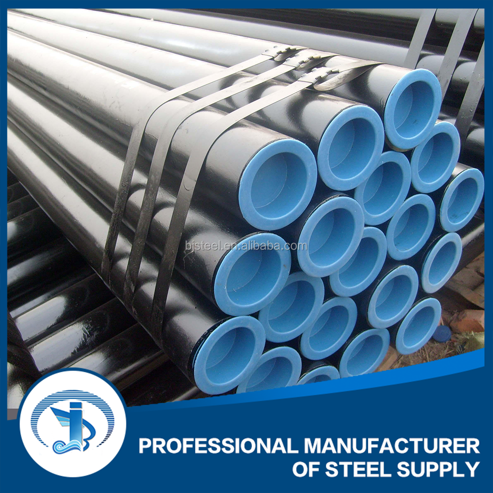 China mild steel seamless pipe market seamless steel pipe for building material st52