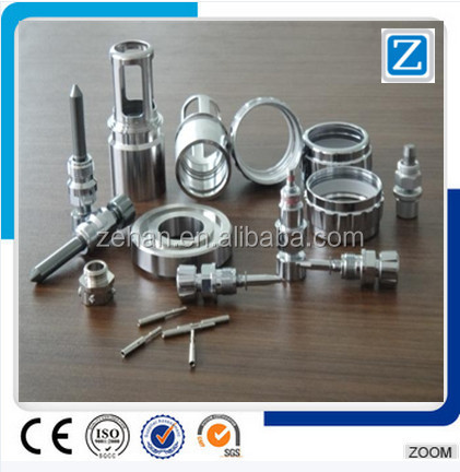 Customized Precision CNC Machined Stainless Steel CNC Turning Machining Machinery Part