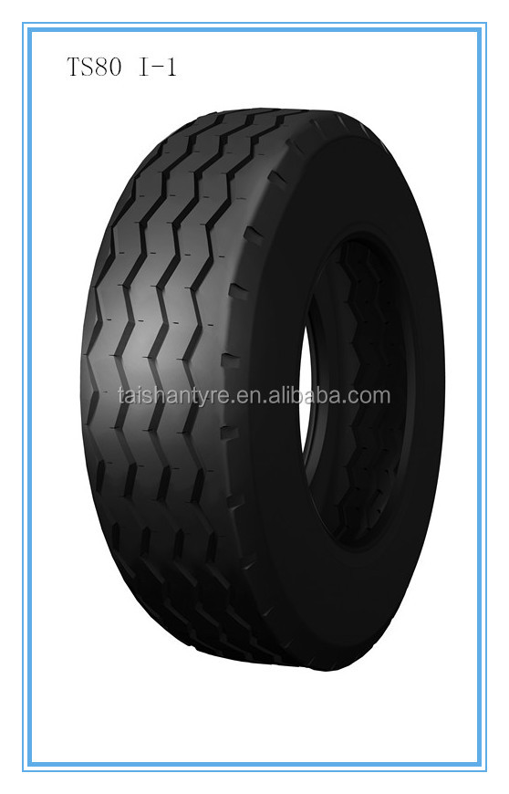 high quality agr tire 11L-16 with I-1 pattern TS80