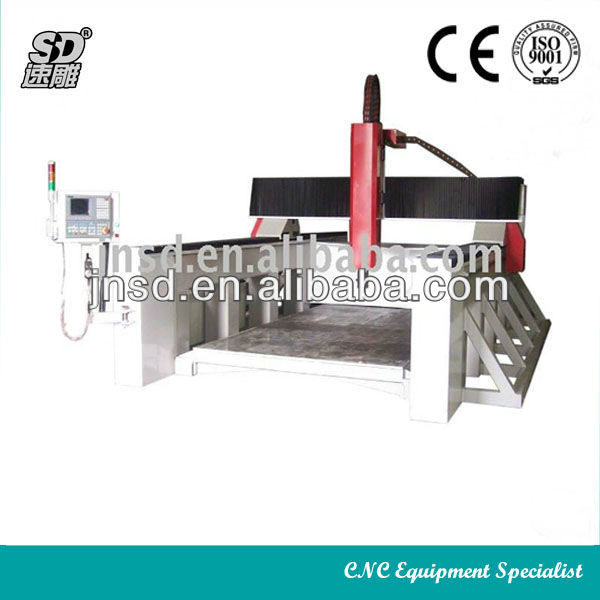 various usage eps 3d cnc shape cutting machine