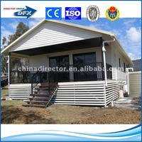 prefabricated steel building residential house