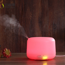 300ml capacity ultrasonic lamp humidifier mist maker essential oil diffuser