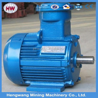 three phase ac electric motor 7.5hp/explosion proof 220 volt ac electric motor