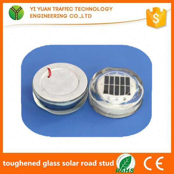Wholesale alibaba express CE certification flashing cat eye road reflector adhesive for highway safety