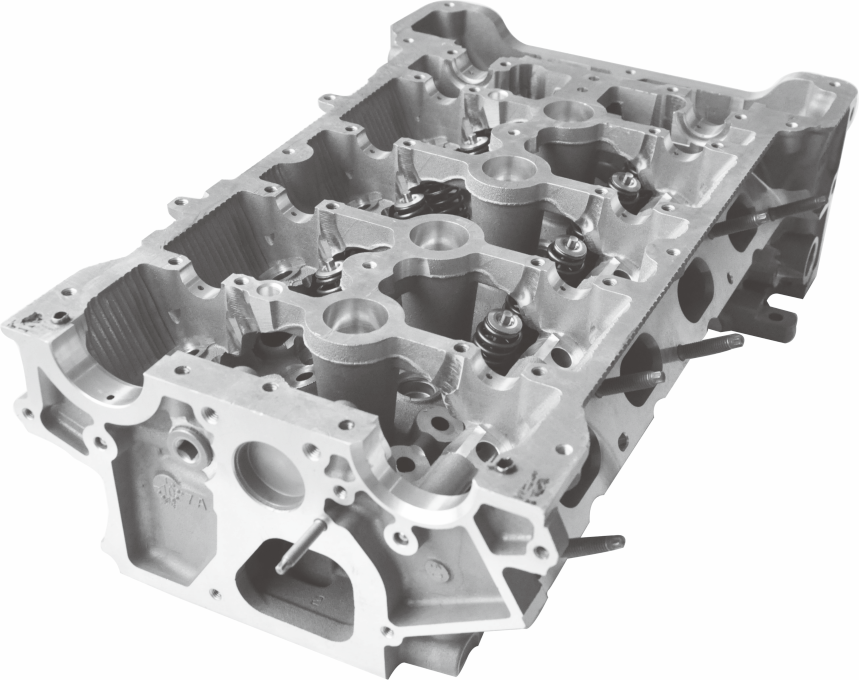 Cylinder Head for 408/3008 EP6