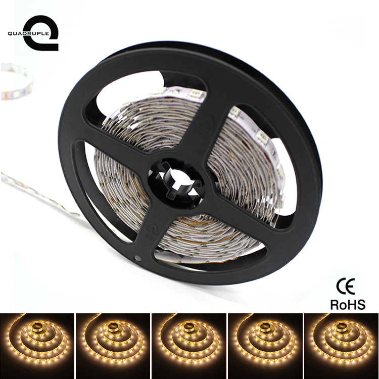 Warm White 5050 IP20 12V CE RoHS Certified Strips Led Light for Party