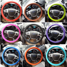 Silicone Steering Wheel Cover for Car/Automobile