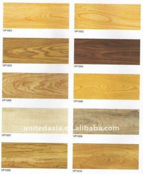 "Luxury Vinyl Floor Tile 6""*36"""
