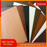 wood laminate sheet on plywood boards