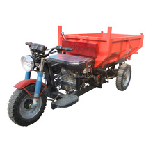 Licheng construction machinery hydraulic lifiing elecrtric cargo tricycle