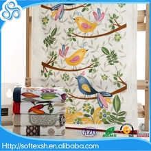 china distributors terry towelling fabric for tea towels kitchen cotton,custom wholesale cotton bulk tea towels printed