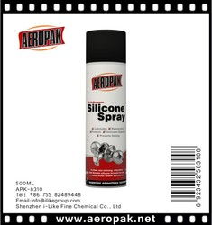 Aeropak Aerosol Silicone sealant spray