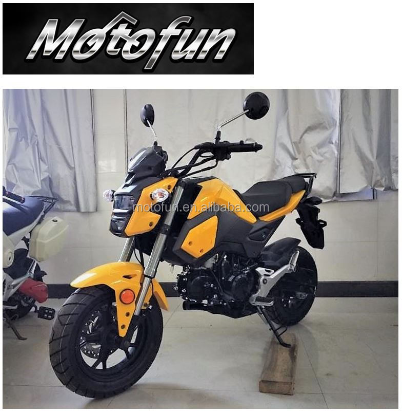 Chinese MSX SF Grom 150 Motorcycle