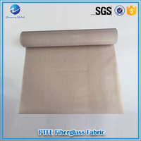 T/T wall covering fiberglass ptfe food grade teflon coated fabric abrasion resistance