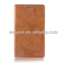 leather card holder case cover for mobile phone
