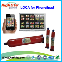 High Quality Digitizer Repair UV LOCA adhesive for iphone 4/5 S3/S4 samsung note 2 glaxy touch screen