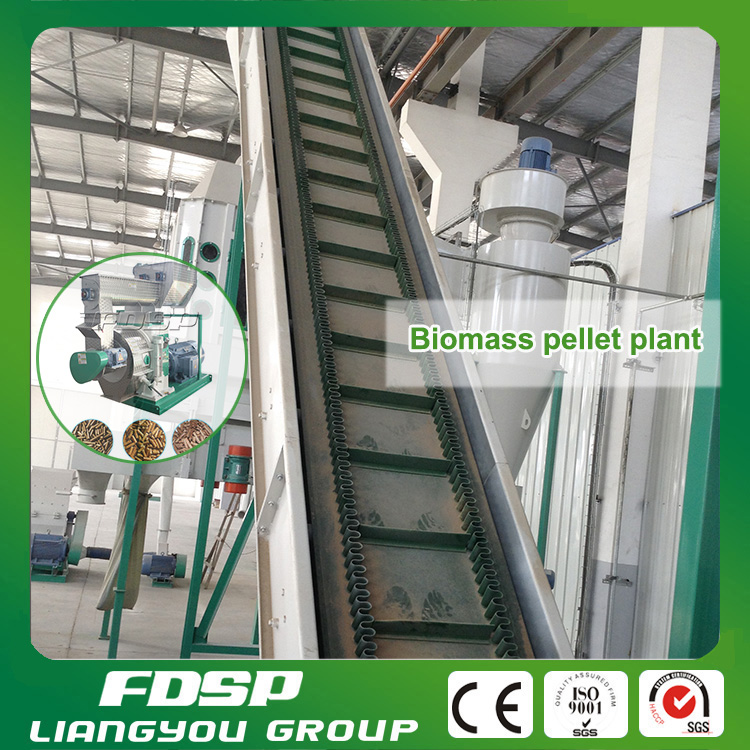 CE approved hops pellet making machine