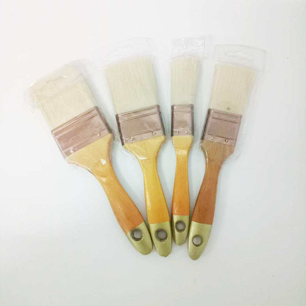 Promotional Custom Wholesale Paint Brush fFat Brushes Bristle For Factory SQ-05
