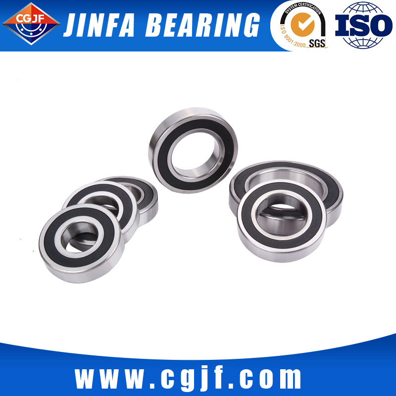 Supply High Quality thin wall section deep groove ball bearing 61909 zz