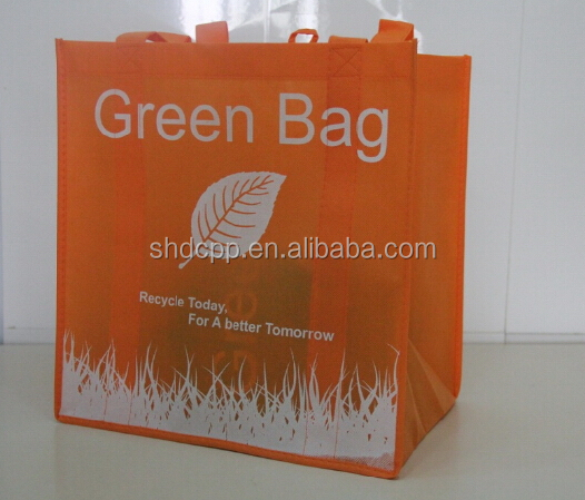 New hot sale photo print nonwoven bag