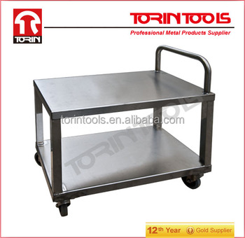 Stainless steel trolley /hotel trolley/hotel cart