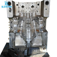 High quality making plastic molds in china