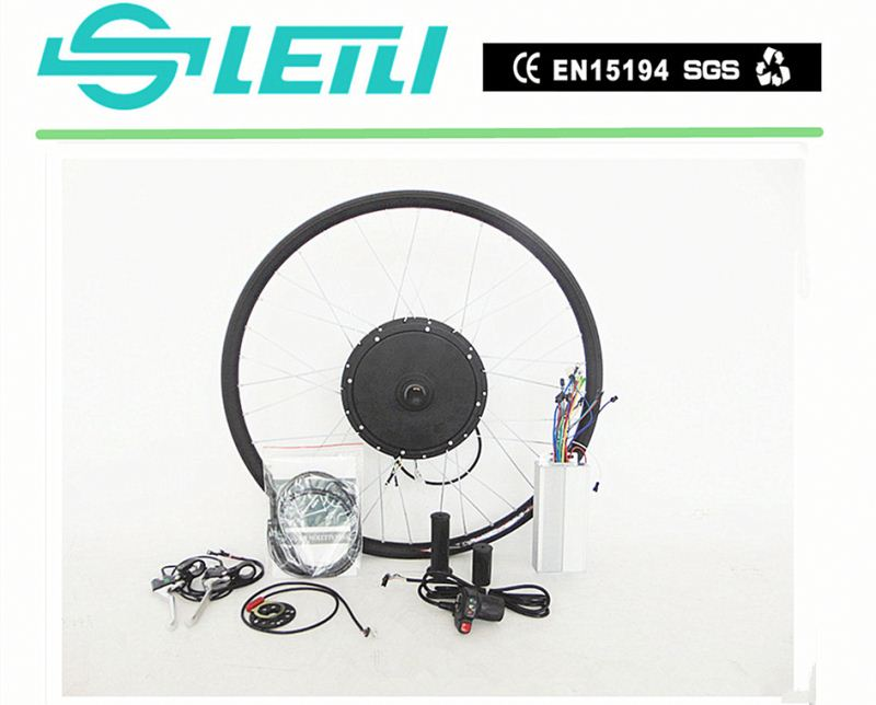 front driving e-bike kit 48v 1500w with conversion kit