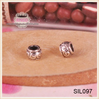 925 Sterling Silver Beads silver bead supplies round sterling silver beads