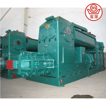 Hand operated brick making machine for brick factory