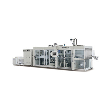 Automatic Plastic Container Thermal Forming/Making Machine