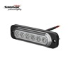 Super Slim LED Car Light 24v Warning Strobe Light for Cars