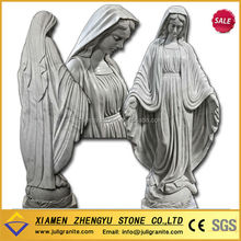 High quality white marble pieta statues for sale