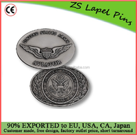 Custom top quality novelty gift US Army Aviator Challenge Coin