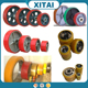 Hot Selling China horse carriage solid rubber wheels