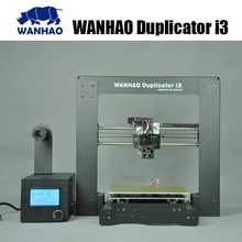 WANHAO I3 GENERATIONS 3D PRINTER METAL CASE SINGLE COLOR 3D PRINTING MACHINE