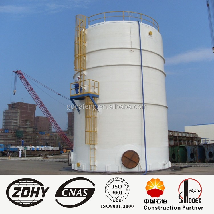 diesel fuel tank export to Africa, Malaysia, Indonesia, Singapore, oil storage tank with overseas installation