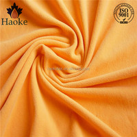 custom dyeing solid color fleece fabric one direction