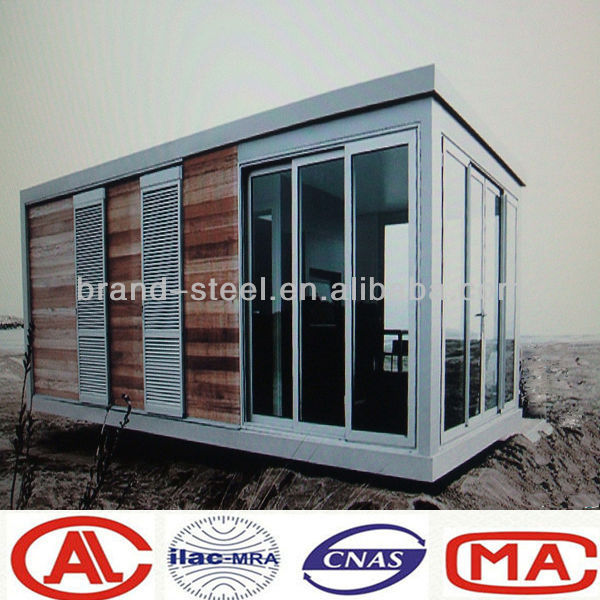 BRD luxury modular prebuilt container house for sale