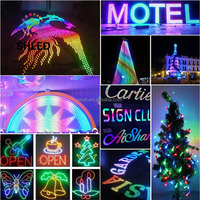 WS2811 12mm Diffused Digital Dream Color RGB LED pixel string light Individually Addressable LED Pixels Module 50pcs/string