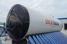 Unpressurized bearing type of solar water Heater,demand electric water heater