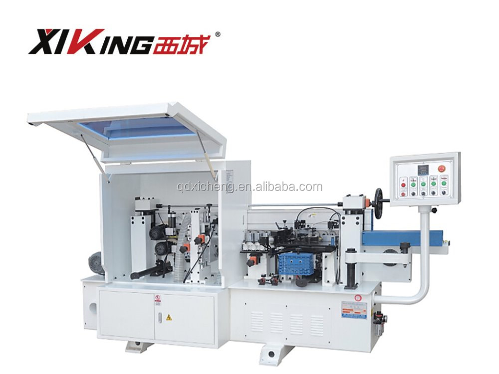 FZ-230 Semi-automatic Edge Banding Machine Door Edge Bander for Furniture Use