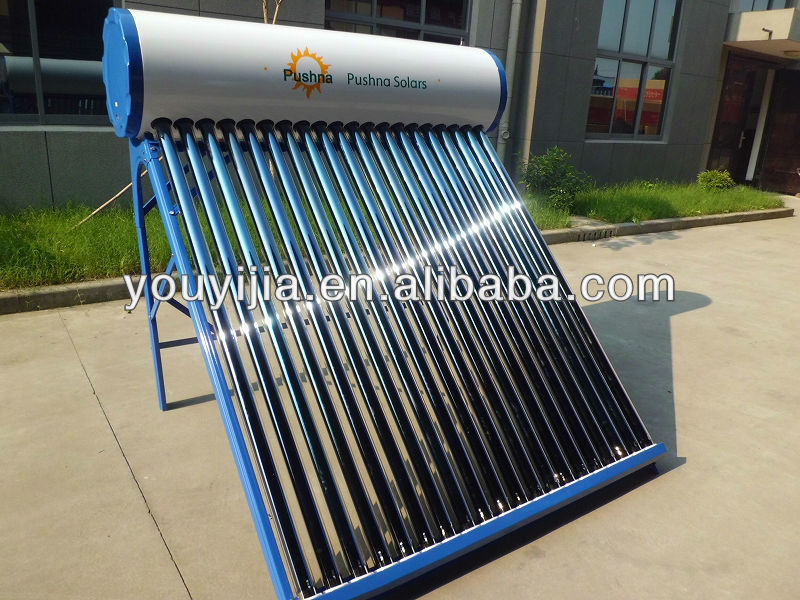 Sun power solar thermal system