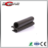 Doors and Windows rubber strip double glazing door rubber seal strip rubber glazing seals frameless glass door seals