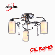 Interior decor item ceiling light fitting home use hanging chandelier