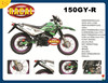 150GY-R Wholesale racing bike 150cc,sport motor for sale,water motorcycle 125cc,150cc,250cc avaliable