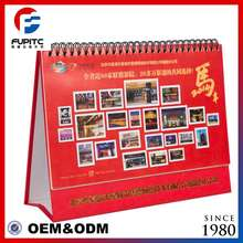 Excellent Quality Custom Print Metal Chinese Wall 100 Year Perpetual Calendar