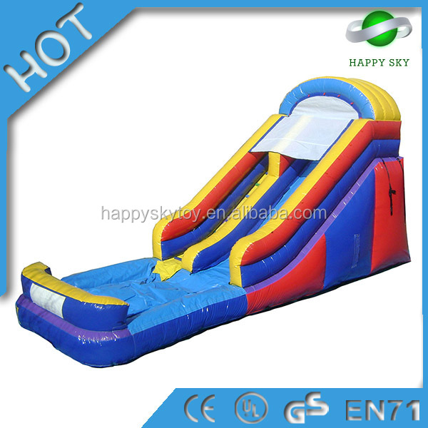 Top quality giant inflatable water slide,inflatable water slide clearance, inflatable pool slide for adult