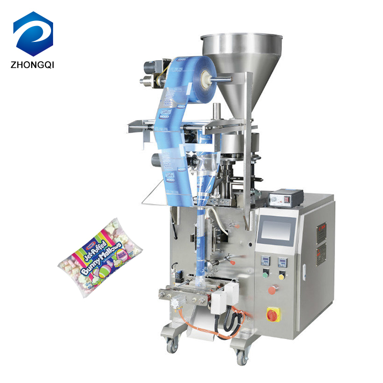 Vertical Granule Sachet Automatic Marshmallow Packaging Machine
